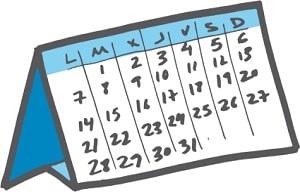 <p>Calendario Curso Acad&eacute;mico 2018-19 - Facultad de Medicina y Ciencias de la Salud</p>