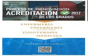 <p>Informe Favorable Acreditaci&oacute;n Grados en Enfermer&iacute;a (Alcal&aacute; y Guadalajara)</p>